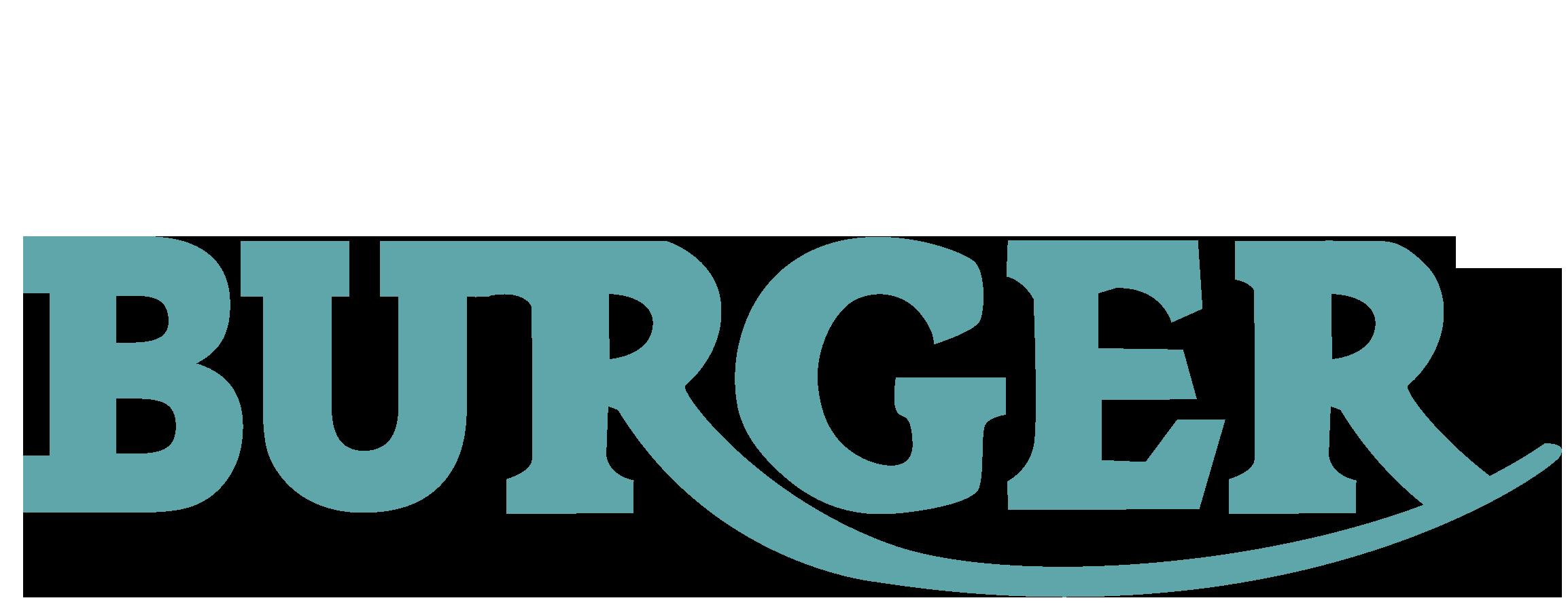 baches burger logo r blanc